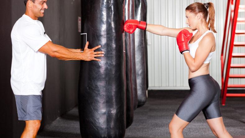La boxe : le sparring partner des managers